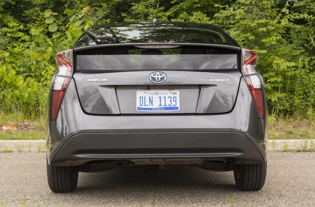 2016 Toyota Prius Three 3