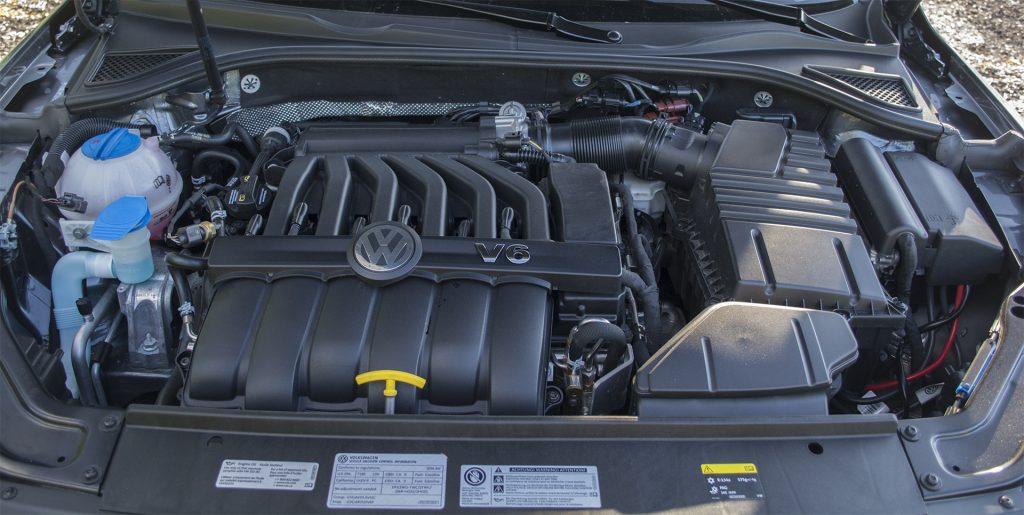 2016 Volkswagen Passat V6 SEL Premium 6