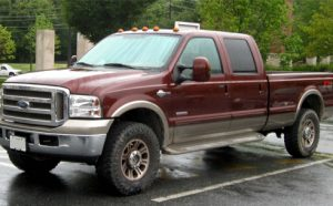 Ford Full-Size Pickup - Photo NICB