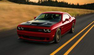 2016 Dodge Challenger Hellcat SRT