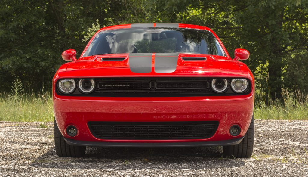 2016 Dodge Challenger SXT Blacktop 1