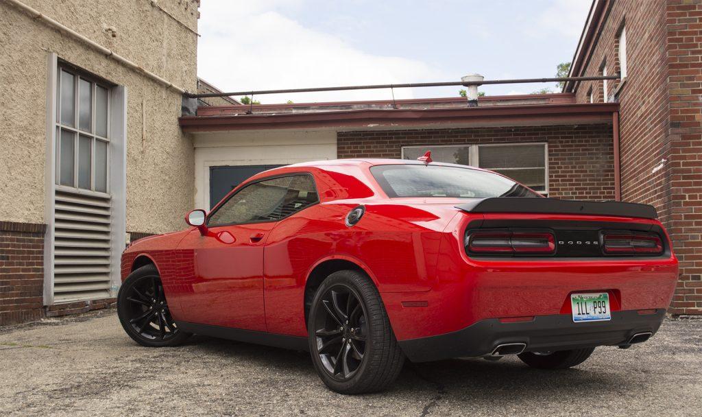2016 Dodge Challenger SXT Blacktop 6