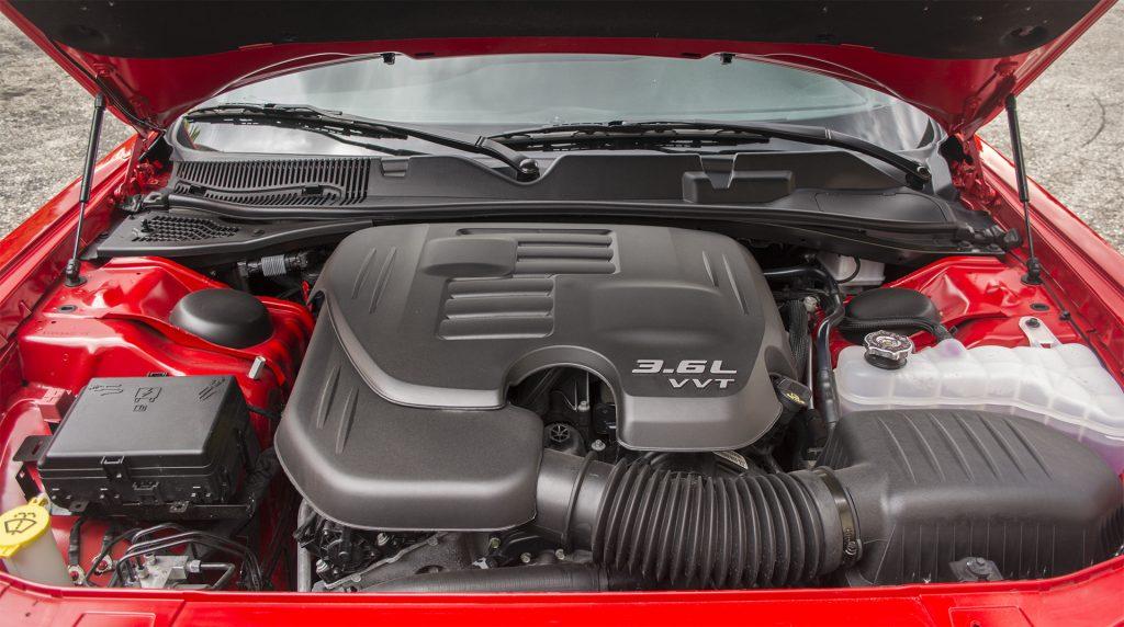 2016 Dodge Challenger SXT Blacktop 7