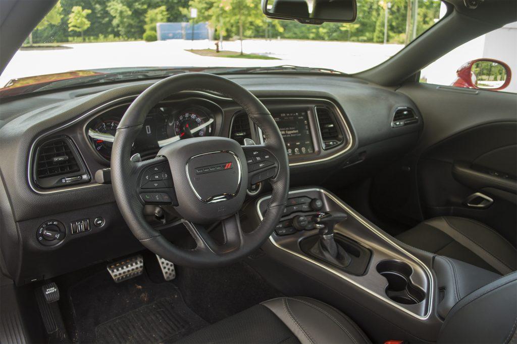 2016 Dodge Challenger SXT Blacktop 8