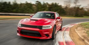 2016 Dodge Charger Hellcat SRT