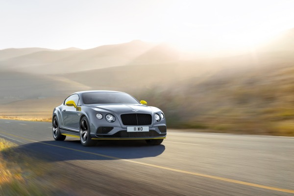 017 Bentley Continental GT Speed