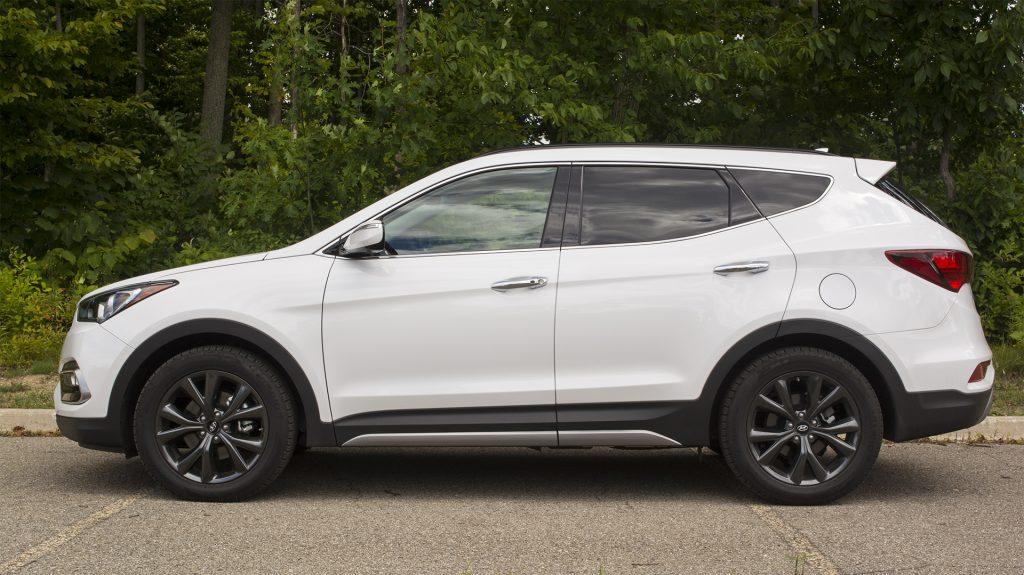 2017 Hyundai Santa Fe Sport 2.0T Ultimate 2