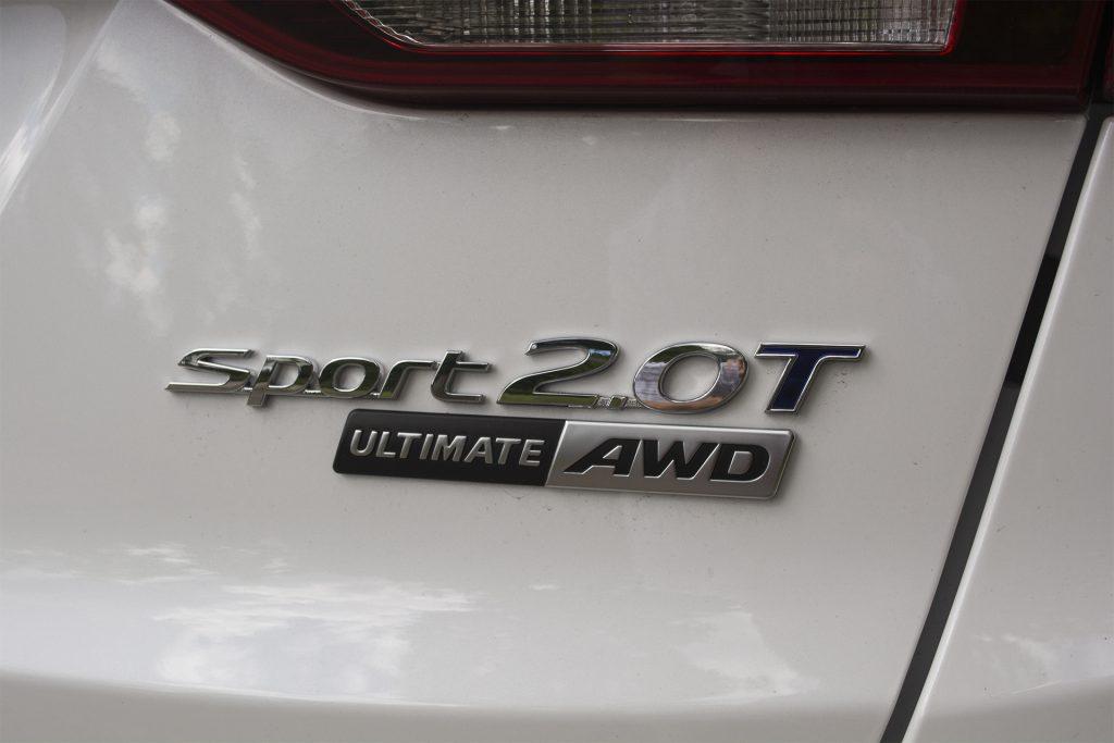 2017 Hyundai Santa Fe Sport 2.0T Ultimate 5