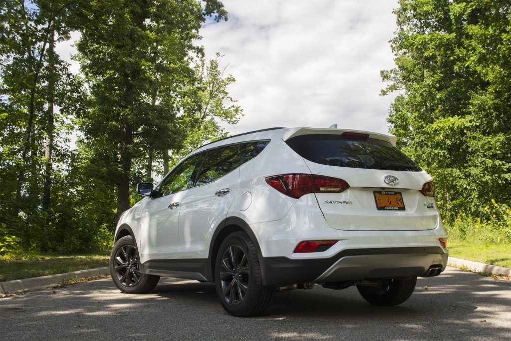 2017 Hyundai Santa Fe Sport 2.0T Ultimate 7