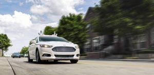 Ford Fusion AV