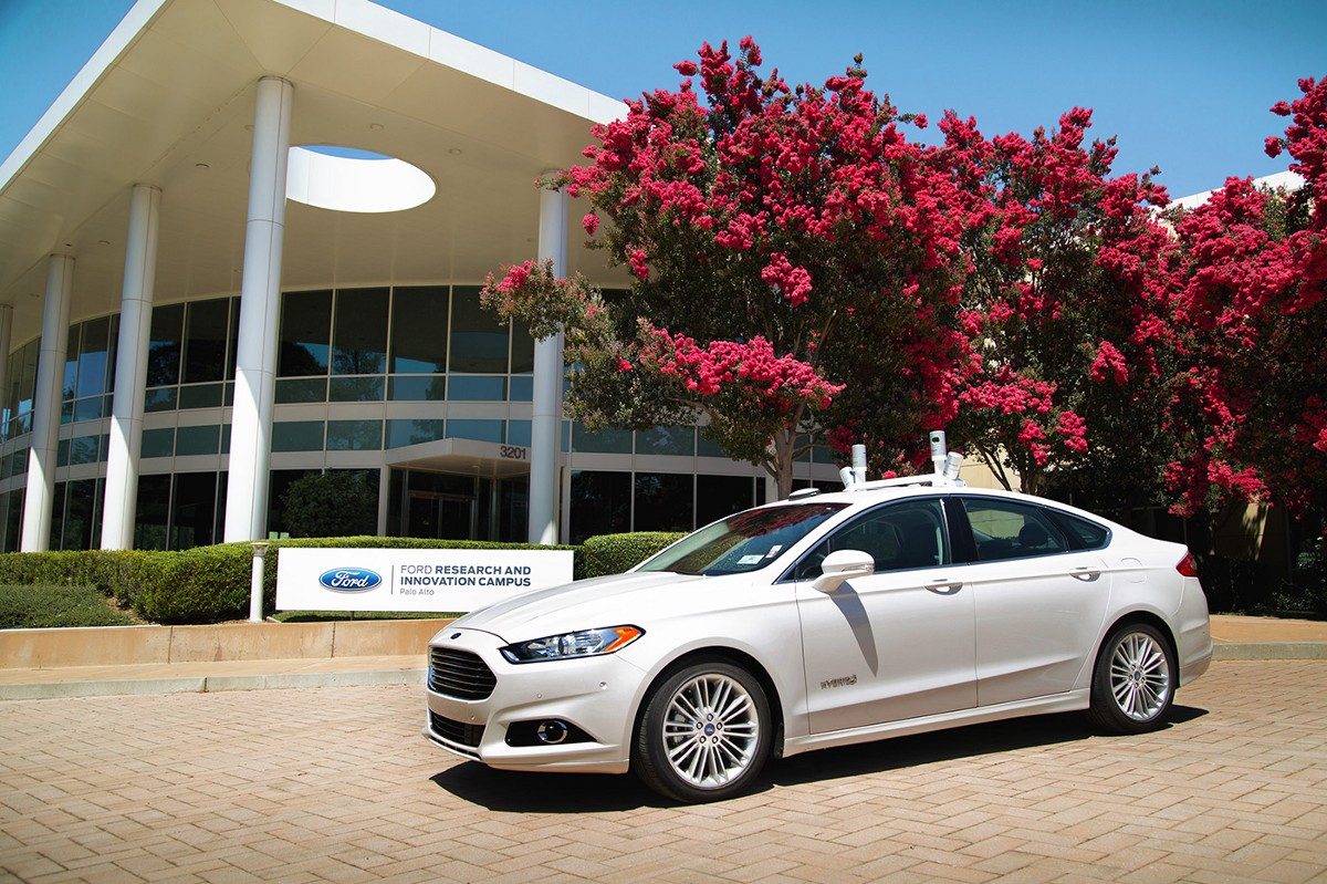 The Driverless Car Race Is On Companies With The Best Shot - Best ford car to buy