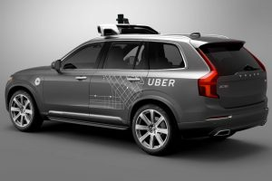 Uber Self-Driving Volvo-Photo-Volvo