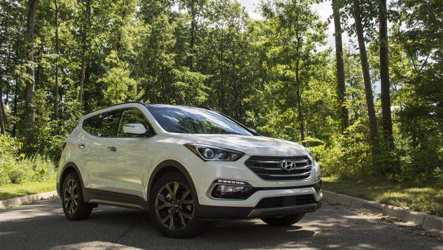 2017 Hyundai Santa Fe Sport 2.0T Ultimate 6