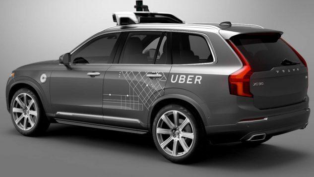 Uber Self-Driving Volvo-Photo-Volvo