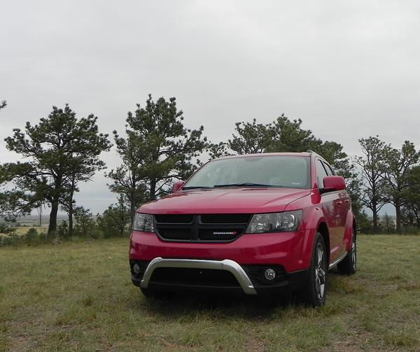 2017 Dodge Journey - iSeeCars.com