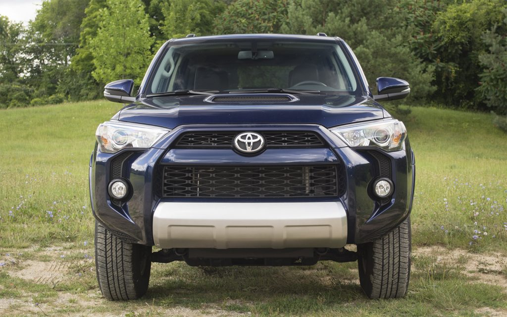 2016 Toyota 4Runner Trail 1