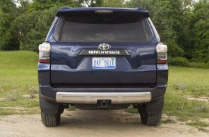 2016 Toyota 4Runner Trail 3