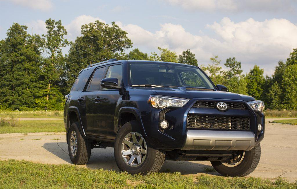 2016 Toyota 4Runner Trail 4