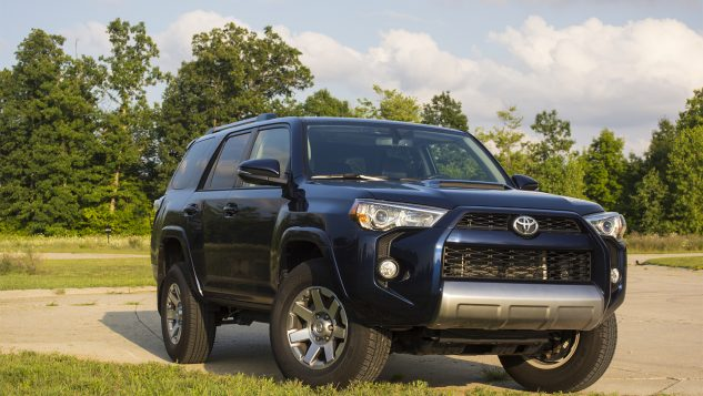 2016 Toyota 4Runner Trail 4
