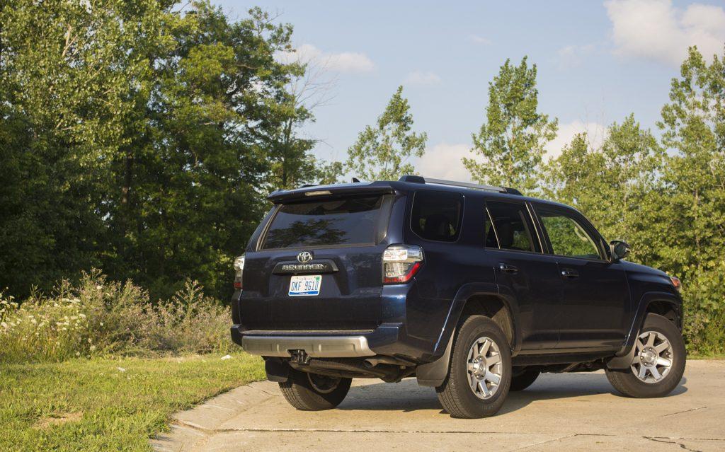 2016 Toyota 4Runner Trail 5