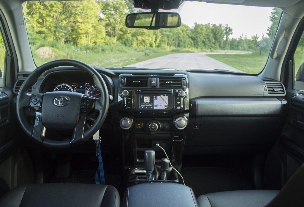 2016 Toyota 4Runner Trail 6