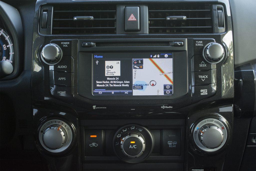 2016 Toyota 4Runner Trail 7
