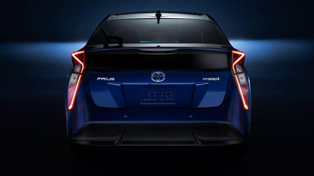 2017 Toyota Prius Hybrid