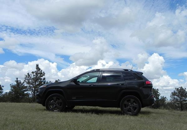 2016 Jeep Cherokee - 2