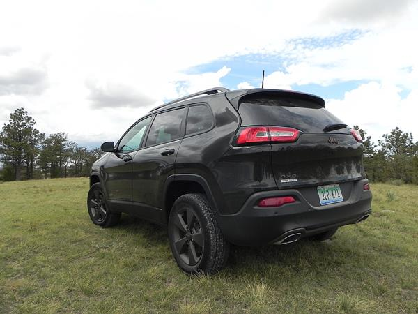 2016 Jeep Cherokee - 4