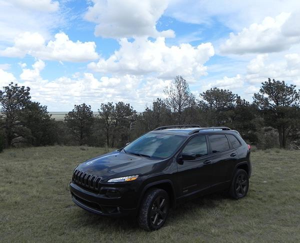 2016 Jeep Cherokee - 8