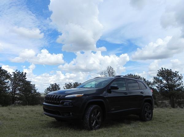 2016 Jeep Cherokee - 9