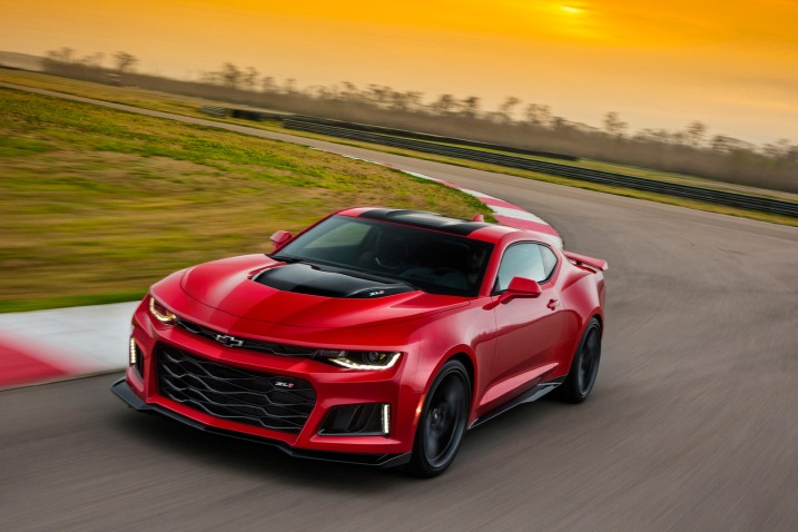 The 9 Best-Looking 2017 Cars in Red