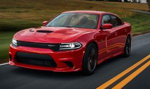 2017 Dodge Charger SRT® Hellcat