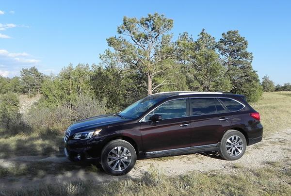2017 Subaru Outback -1