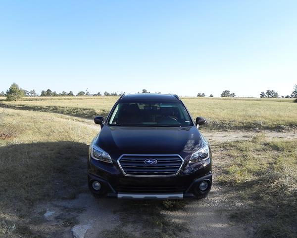 2017 Subaru Outback -4