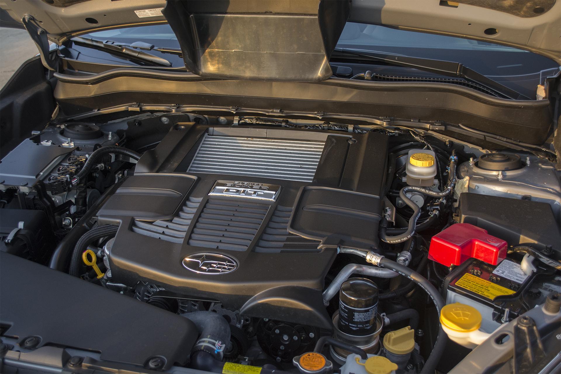 2017 Subaru Forester 2 0xt Touring 6