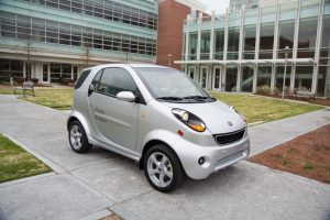 Wheego Technologies electric car