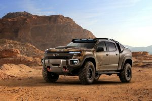 Chevrolet Colorado Extreme ZH2