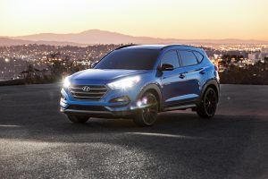 Hyundai Tucson NIGHT Model-Photo Hyundai