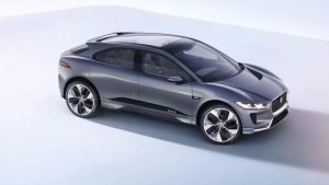 Jaguar I-PACE Electric SUV Concept