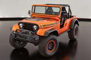 Mopar Jeep CJ66 Concept