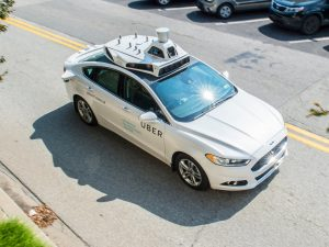Self-Driving Uber-Photo courtesy Uber