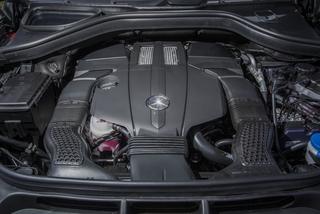The 2017 Mercedes-Benz GLS