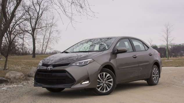 Review 2017 Toyota Corolla Unbeatable For Safety But Lacks Performance