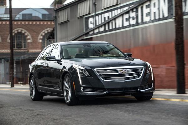 2017 Cadillac CT6 - iSeeCars com