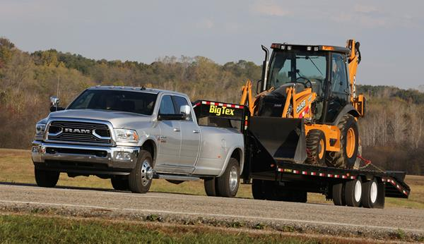 2016 RAM 3500 Limited – 2016 RAM Heavy Hauler Media Program