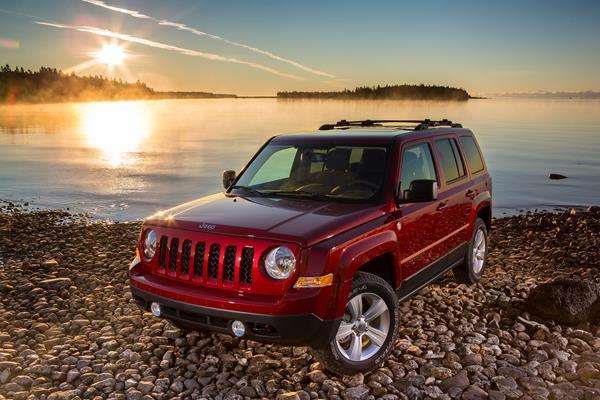 2017 Jeep® Patriot
