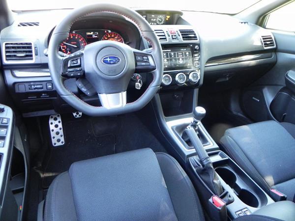 2017 Subaru Wrx Iseecars Com