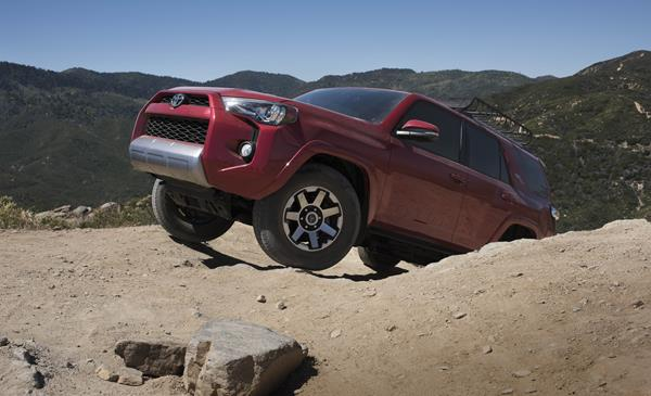 Review: 2017 Toyota 4Runner Wins Big For Off-Road Cred, But