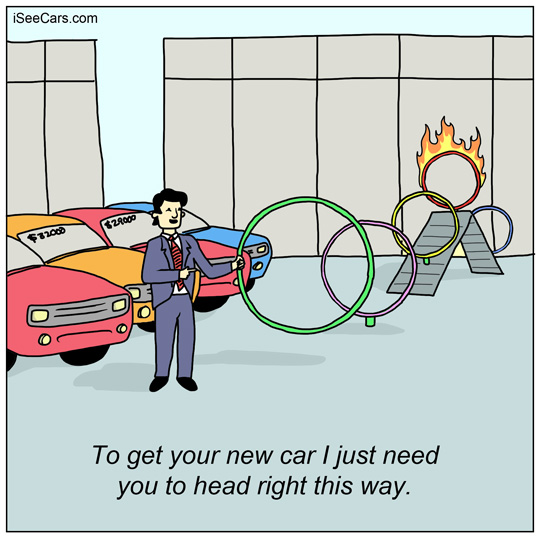 Costco Auto Program >> Funny Comics About Cars, Dealerships and Other Things